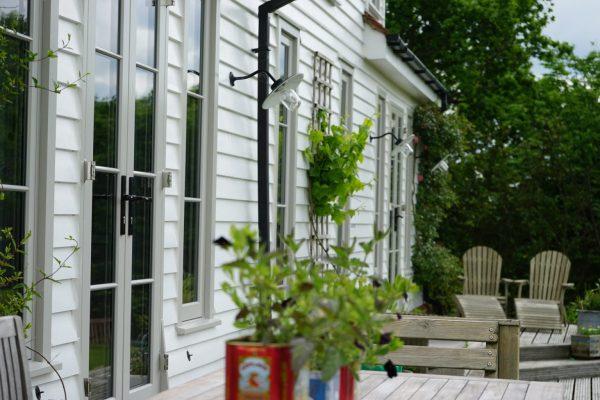 Weather Proof doors for summerhouse