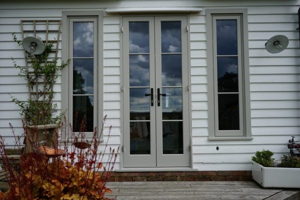 Weather Proof french doors