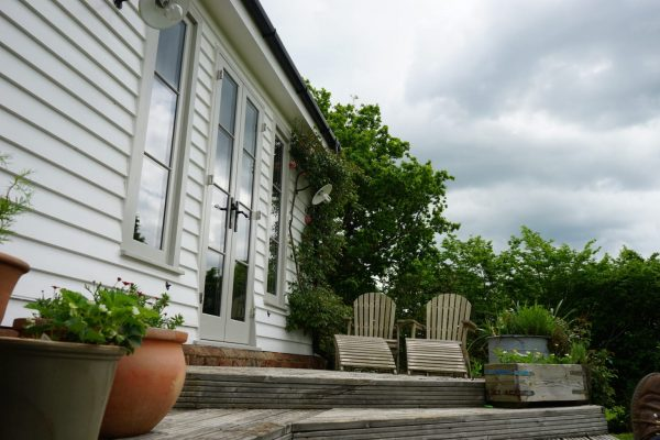summerhouse timber doors uk