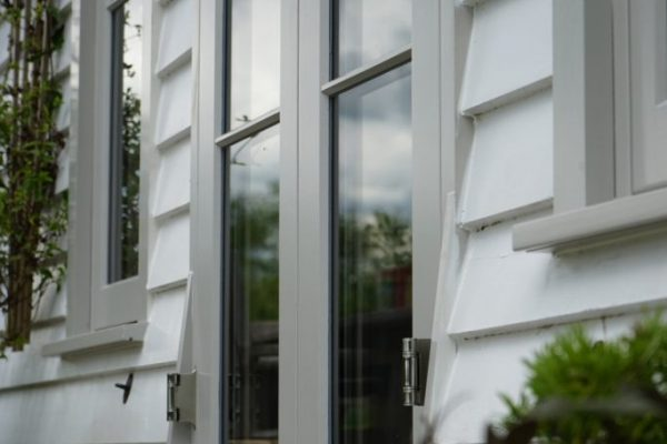 solid timber glass doors