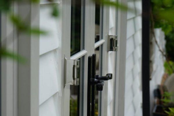 exterior timber glass doors