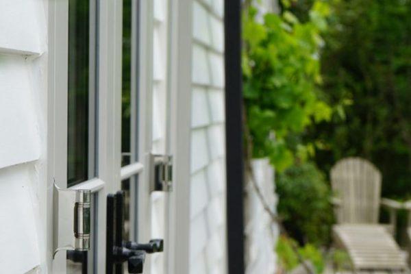 solid exterior timber doors
