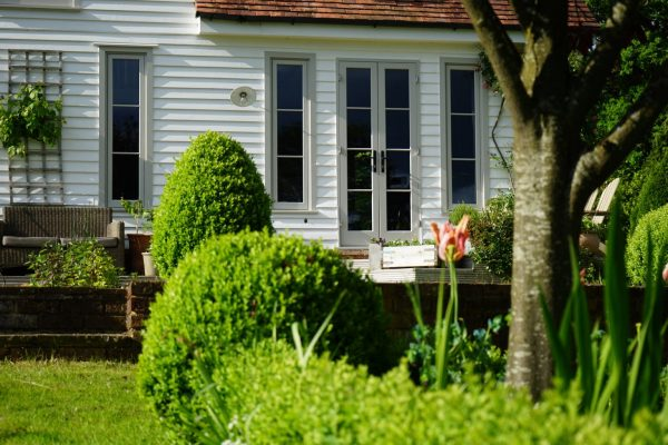 double glazed timber doors