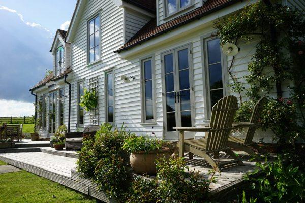 double glazed timber windows and doors uk