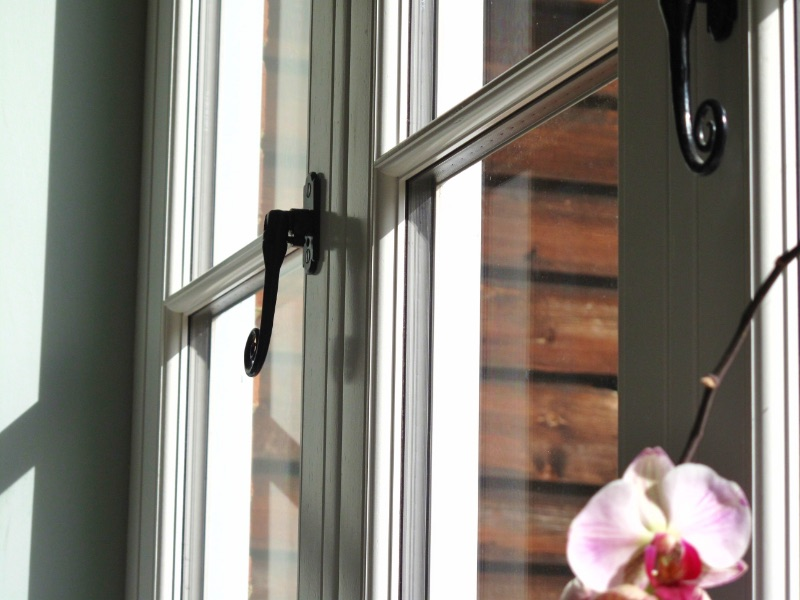 Why choose timber windows?
