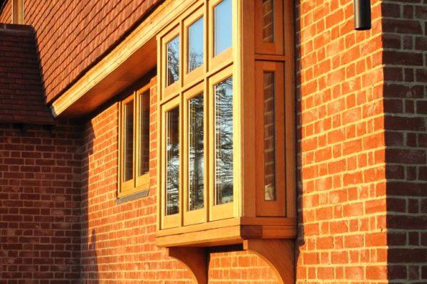 timber window installation uk
