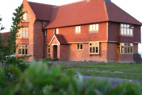 bespoke timber and window door installation
