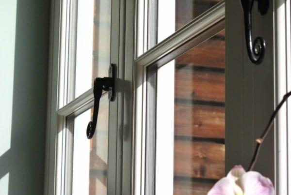 Benefits of timber casement windows